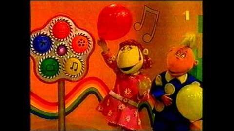 Tweenies - Lietajuci balon 3.5