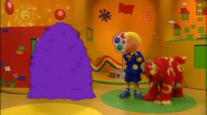 Milo's Enormous Beanbag