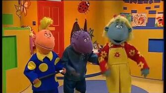 Tweenies Fizz's Dinosaur Series 3, Episode 9