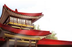 Rok Ha's residence