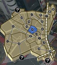 Shibuya Map - AMX