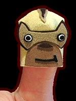 Wrestler-weredog