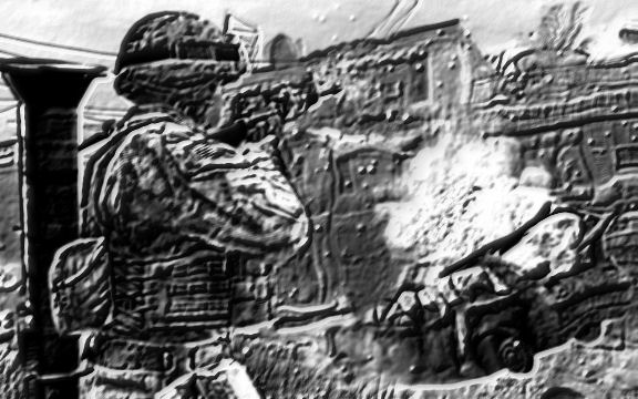 File:COD4 soldier w exploding car pencil.jpg