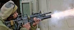 IDF car-15 m203