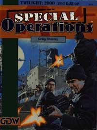 Special Ops Cover