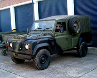 Land Rover WMIK