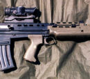 L85A2 Bullpup Assault Rifle