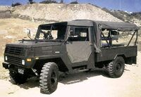 M462 Abir patrol vehicle