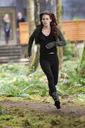 Wow Bella run fas (she vampire)