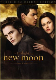 New Moon 3 disc edition