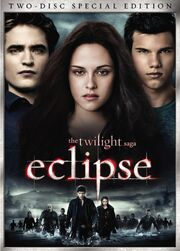 ECLIPSE Special Edition DVD