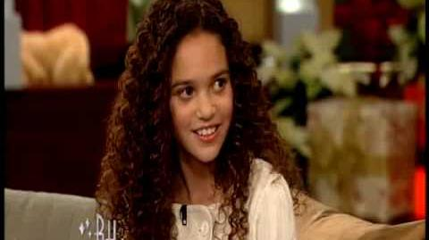 Madison Pettis Gets Her Christmas Wish from Bonnie Hunt! JJJ Exclusive Clip