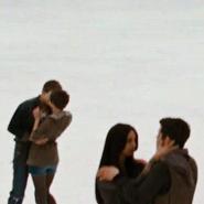 Peter/charlotte/kiss