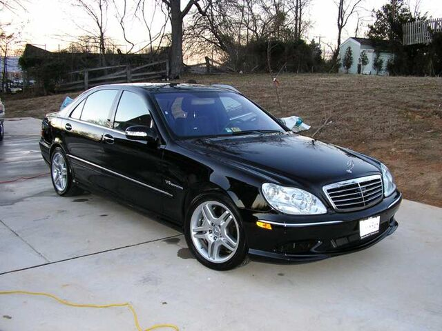 File:Black Mercedes S55.JPG