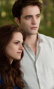 Bella And Edward Breaking Dawn II