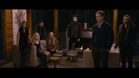 "The Twilight Saga Breaking Dawn Part 2 - ""Who With Me"" Official Movie Clip"