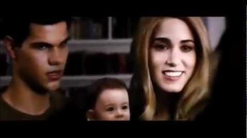 Bella conhece Renesmee
