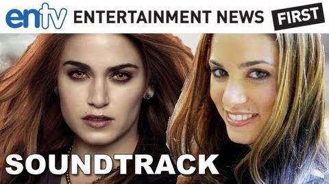 Nikki Reed Twilight Breaking Dawn Part 2 Soundtrack Preview! ENTV