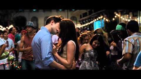 Breaking Dawn - Part 1 (trailer)