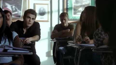 The Vampire Diaries - Stefan vs Tanner best scenes