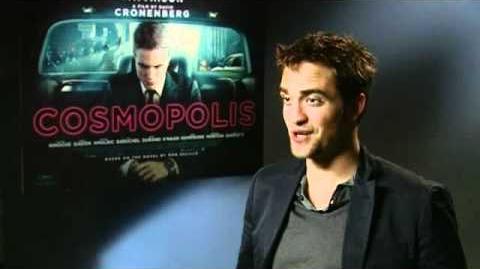 Pattinson I couldn't say no