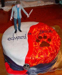Birthday cake-twilight6