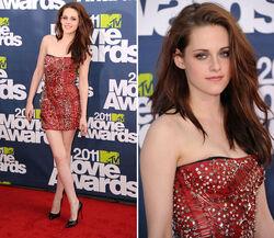 Kristin Stewart 2010 MTV 1