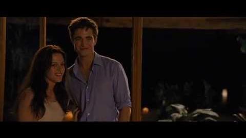 Breaking Dawn Honeymoon