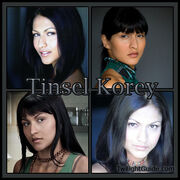 Tinsel-korey