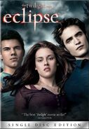 ECLIPSE Single Disc DVD