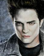 Twilight Robert Pattinson by noeling