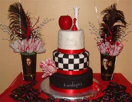 Birthday cake-twilight3