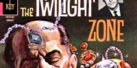 The Twilight Zone (Gold Key) 24