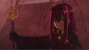 Tenma Unomiya in Episode 30