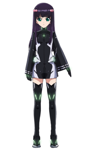 Benio anime design