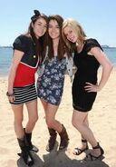 Jade Ramsey, Nikita Ramsey, and Ana Mulvoy Ten (2)