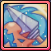 Icon-Blazing Vortex