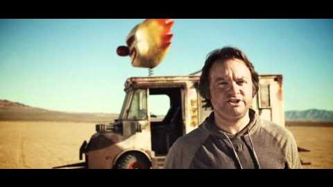 Twisted Metal Shoot My Truck with David Jaffe