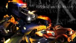 Twisted Metal Black Drive-in Movie Music