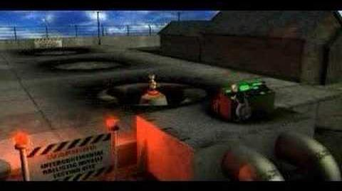 Twisted Metal Small Brawl - Twister's Ending