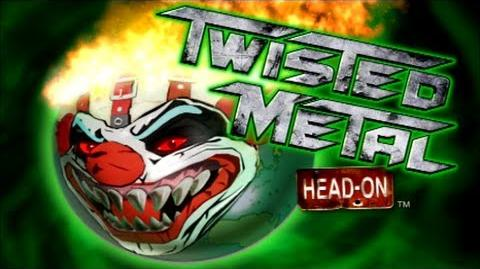 Intro - Twisted Metal Head-On