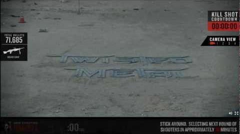Twisted Metal Shoot My Truck Finale HD