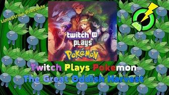 Twitch Plays Pokemon - The Great Cabbage Harvest!