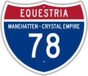Equestria manehatten - crystal empire 78