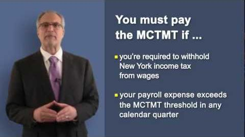 About New York's MCTMT