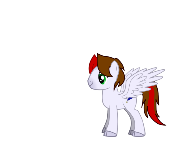 File:CreativeSparkPony Standing.png