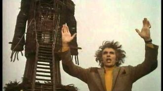 The Wicker Man BBC Coast 2006