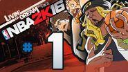 NBA 2K16 Thumb