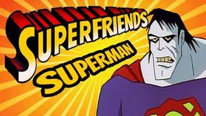 Superfriends Man of Steel