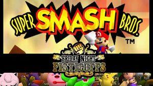 FNF Smash Bros